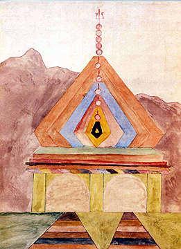 babajipainting temple